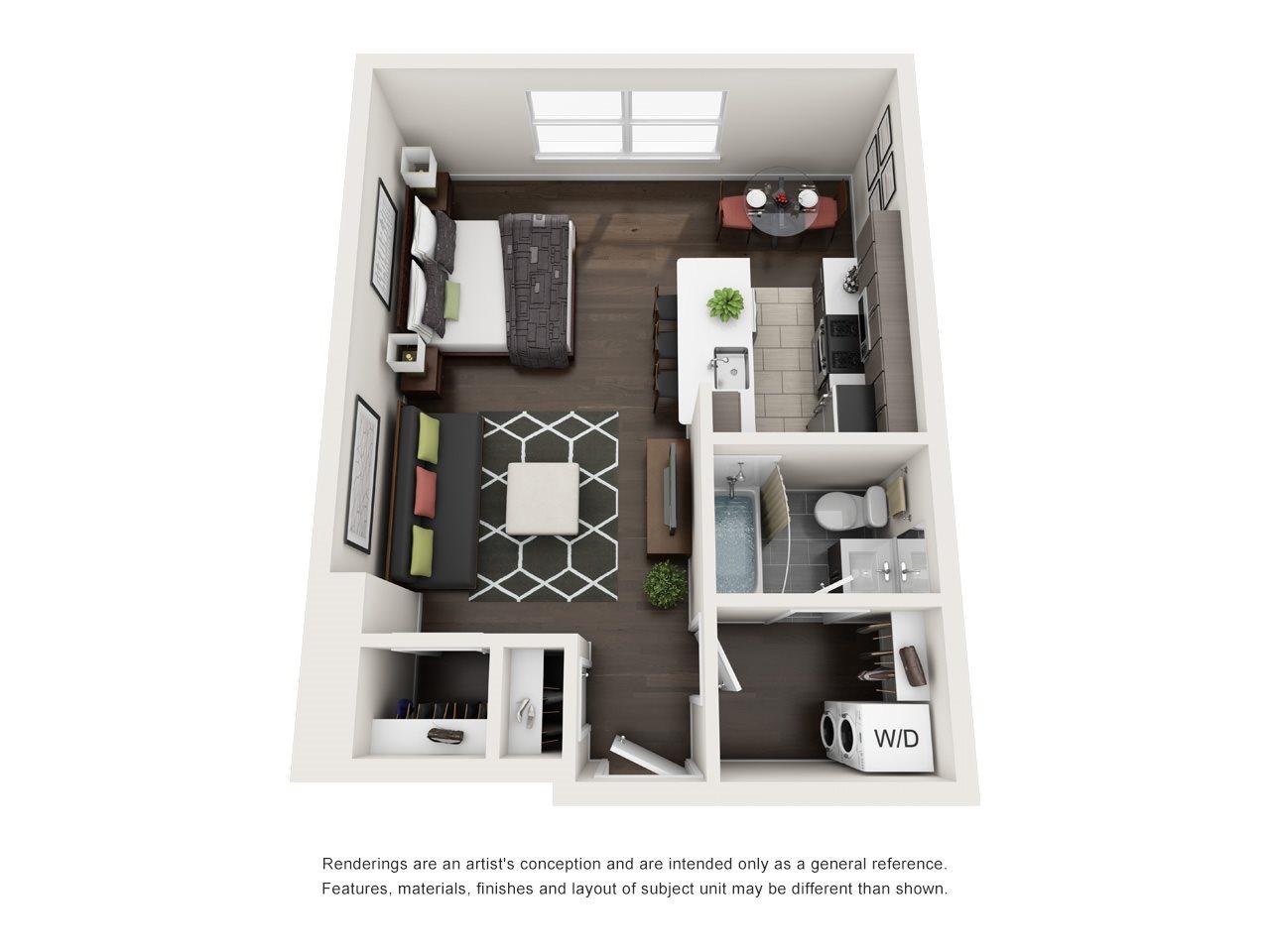 S1B Floor Plan 2